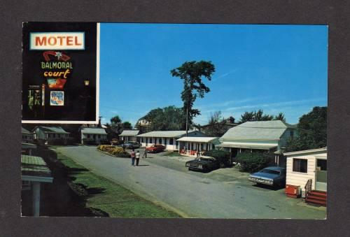 NB Balmoral Court Motel SAINT JOHN WEST NEW BRUNSWICK