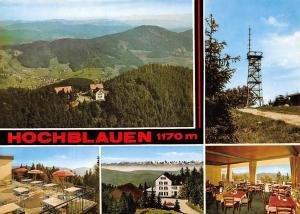 Hotel Hochblauen b. Badenweiler Schwarzwald Pension Gasthaus