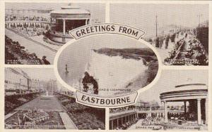 Greetings From Eastbourne Multi View