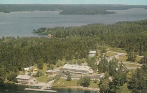 SIOUX NARROWS , Ontario , Canada , 1950-60s ; Skyer's White Birch Lodge