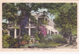 ORANGEBURG, South Carolina, 1910-30s ; Berry's Tourist Court