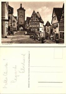 Rothenburg o. d. Tauber - Bavaria