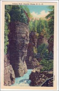 Column Rock, Ausable Chasm NY
