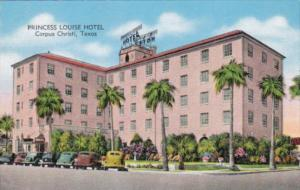 Texas Corpus Christi The Princess Louise Hotel