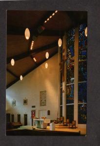 FL Greetings Holy Redeemer Catholic Church, Kissimmee Florida Postcard Religious