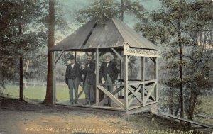 LPS39 MARSHALLTOWN Iowa Soldiers' Home Grove Well Postcard