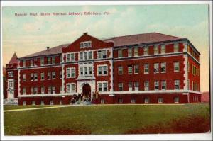 Reeder Hall, Normal School, Edinboro PA