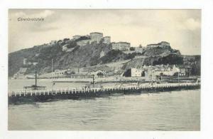 Festung Ehrenbreitstein (Rhineland-Palatinate), Germany, 1900-10s