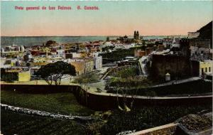 CPA AK Espagne LAS PALMAS DE GRAN CANARIA - Vista general (304804)