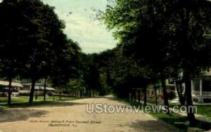 Union Street  Hackensack NJ 1910
