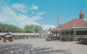 Carling Town & Country Motel &Restaurant, Ottawa, Ontario, Canada,  40-60s