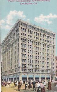 California Los Angeles Walter P Story Building