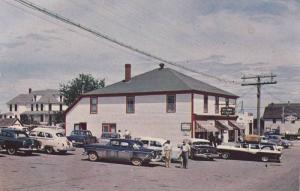 Cozy Corner Restaurant , St PETERS , Nova Scotia , Canada 40-50s