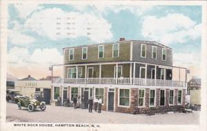 New Hampshire Hampton Beach White Rock House 1927
