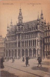 Belgium Brussells Lamaison Du Roi
