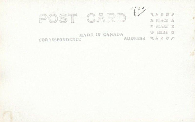RP: ATHERLEY , Ontario , Canada , 1930-40s ;  Fern Cottage Resort Gardens