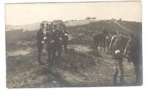 RP: Belgium troops on maneuvers , Camp de Beverloo , PU-1913