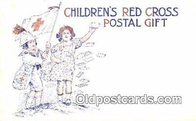 Artist Chandlee Red Cross Postcard Postcards  Artist Ch&lee