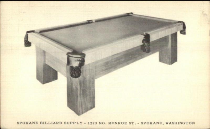 Billiards Pool Table Spokane WA Billiard Supply WA Bw Linen - Billiard pool table supplies