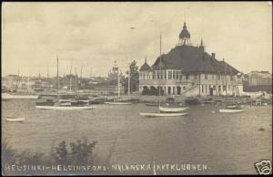 finland, HELSINKI HELSINGFORS, Nylänska Jaktklubben 30s