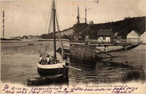 CPA DIVES-sur-MER Le Port (422201)