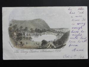 Kent FOLKESTONE The Cherry Gardens 1850 c1904 Postcard by English Series 0211