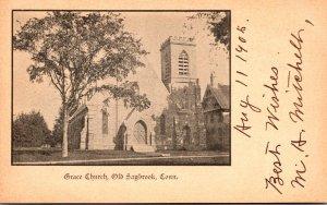 Connecticut Old Saybrook Grace Church
