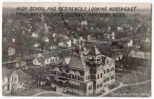 High School, Fremont NB
