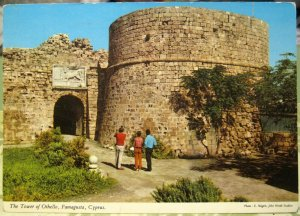 Cyprus Tower of Othello Famagusta - unposted