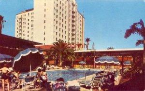 ROOSEVELT HOTEL AND PROMENADE, HOLLYWOOD, CA