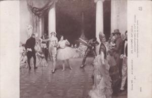 Bal Costume W E Webster Salon 1912 Paris