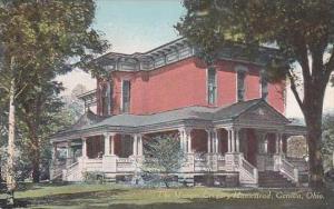 Ohio Geneva  The Munger Gregory Homestead