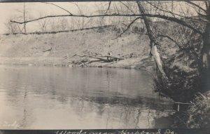 RP: HUBBARD , Iowa , 1901-07; Woods near Hubbard