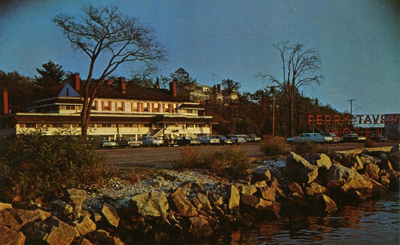 CT - Old Lyme. Ferry Tavern Hotel