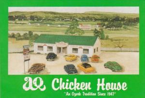 Arkansas Springdale Good Ol' AQ Chicken House Restaurant