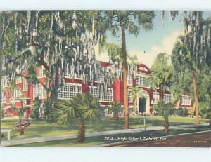 Linen HIGH SCHOOL Deland Florida FL k0368
