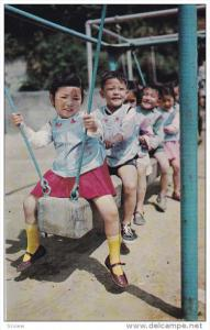 Chinese Children at Play, TAIPEI, Taiwan, 40-60´s