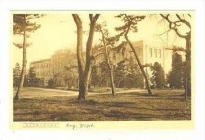Engineering Department Of College, Japan, 20-30s