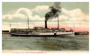 S.S. Ransom B. Fuller , Eastern Steamship Company
