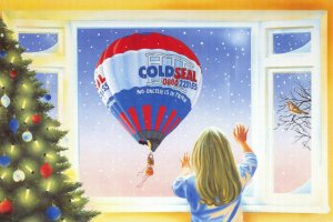 Art Postcard, Coldseal by Mark Pacan No.68 26Z