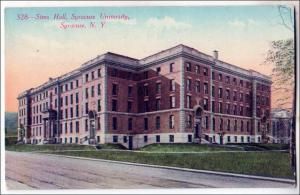 Sims Hall, Syracuse University