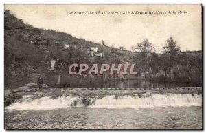 Beaupreau - The Eure and Coteaux - Old Postcard