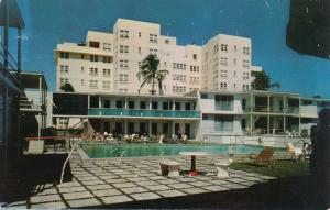Ambassador Hotel and Villas at Palm Beach FL, Florida - pm 1954