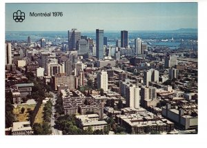 Monteal Greets You,  1976 Olympic Logo, Montreal, Quebec