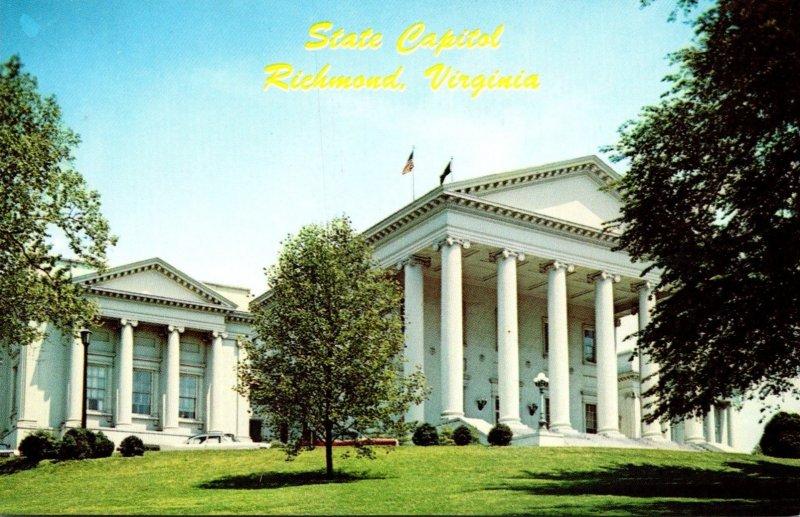 Virginia Richmond State Capitol