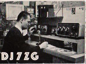 DJ7ZG, Germany, 1965