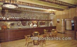 Main Tasting Room, Italian Swiss Colony Winery Asti Postcard Post Cards Old V...