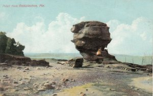 ROBBINSTON, Maine,  1900s-10s;  Pulpit Rock