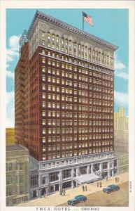 Y M C A Hotel Chicago Illinois Curteich