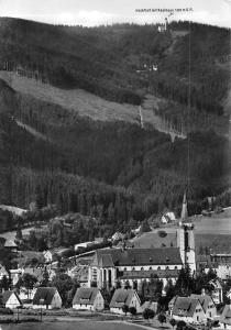 Neustadt Schwarzwald Hohenluftkurrot Witnersportplatz Kirche Church General view
